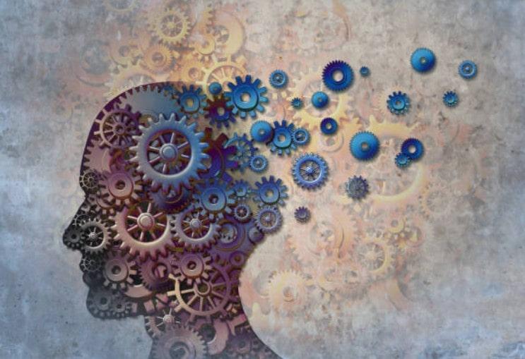 Aphantasia Brain Image